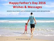 Happy Fathers Day Quotes and Wishes 2016