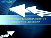 How to Create Engaging Content to Interact With Visitors?
