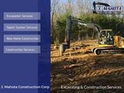New Home Construction Company, MA