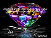 The Best Place to Buy Diamond Jewellery in Bangladesh