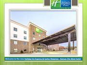 Holiday Inn Express & Suites Shawnee-Kansas City West Hotel Off I 435