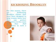 kickboxing Brooklyn