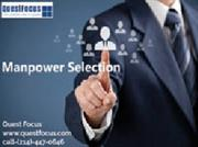 Manpower selection, Placement Consultants, Recruitment Agencies