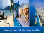 Bella Tours & Travel, Inc - Affordable & Reliable Travel Agency