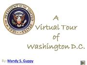 Virtual Tour of Washington D.C.