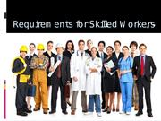 Canada-immigration-requirements-for-skilled-workers