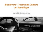 Boulevard Treatment Centers in San Diego - www.blvdcenters.org