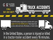 Top Truck Accident Attorney in Florida