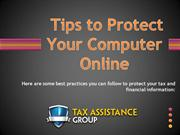 8 Tips on How to Protect Yourself Online