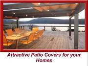 Patio Covers Services in Richmond