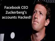 Facebook Owner Accounts Hacked | CR Risk Advisory