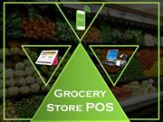 Grocery Store POS - Software System for Retail store and Supermarket
