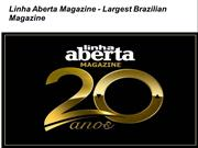 National & International Brazilian News Magazine in US
