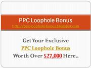 PPC Loophole Review | Speed PPC V4 Bonus