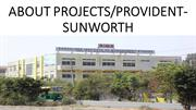 About Provident Sunworth Projects - Provident Housing