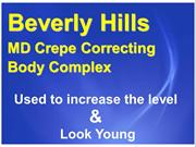 Beverly Hills MD Crepe Correcting Body Complex Review - Does it Work?