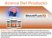 Brain Plus IQ: Obtener una mente sana y de Sharp!