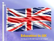 Study in UK, Study Abroad UK, Study Abroad Consultants for UK