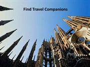 Find Travel Companios