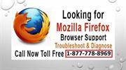 Dial for (1-877-778-8969) Mozilla Firefox Support Number
