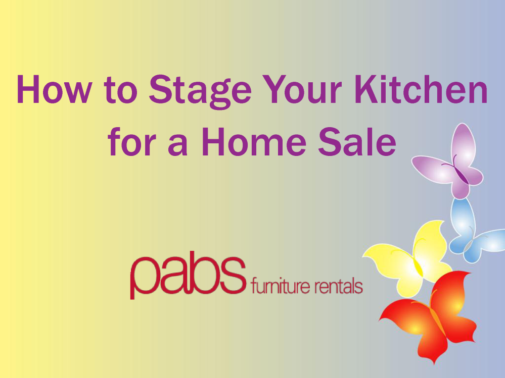 How To Stage Your Kitchen For A Home Sale Authorstream