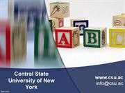 Central State University of New York