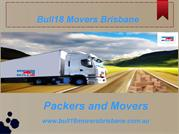 Cheap Removalists Brisbane - Bull18 Movers Brisbane
