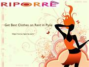 Cloths on Rent in Pune