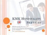 KMK Hospitality Services in Hyderabad