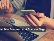 Mobile Commerce - A Success Saga