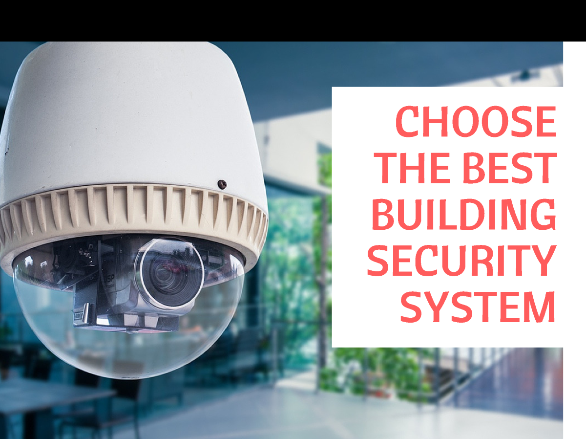 Choosing the Right Security Company