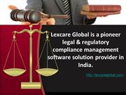Lexcare Global is a pioneer legal & regulatory compliance management s