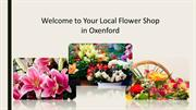 Welcome to Your Local Flower Shop in Oxenford