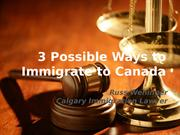 Few-Ways-to-Immigrate-to-Canada