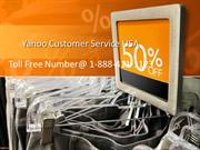 Yahoo Tech Support Number USA-1-888-411-1123