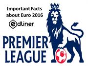 Important Facts about Euro 2016