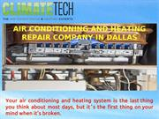 Plano AC and Heating Maintenance & Repair Services