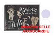 IMMAGINI DELLE AVANGUARDIE