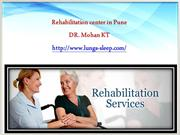 rehabilitation center in Pune