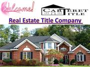 Reputed Real estate Title Company in Virginia