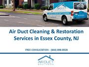Essex County Air Duct & Dryer Vent Cleaning by Air Duct Brothers