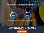 Training reinforcement - Double the value of your training