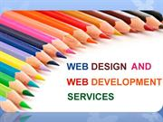Web design and web development services for business