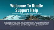 Kindle Com Support Toll Free Call at 1-855-856-2653