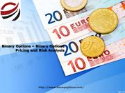Binary Options | Binary Options Tools | Binaryoptions.com