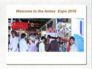 Welcome to Amtex Expo 2016
