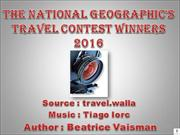 The National Geographic's travel contest winners 2016