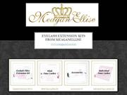 Eyelash extension kits from MeaganEllise