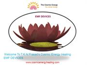 cosmic energy healing EMF devices