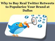 Twitter Retweets – Get Progress in Your Marketing Performace